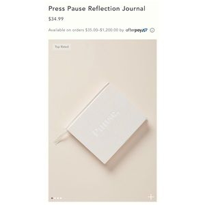 Pause Journal
